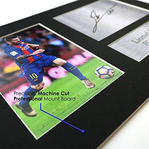 HWC Trading Rihanna firmada A4 Impreso autógrafo música Regalo impresión Foto Pantalla
