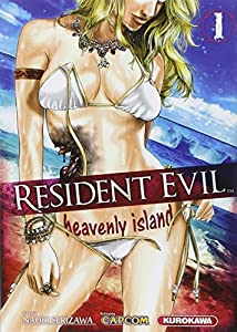 Resident Evil Heavenly Island Edition simple Tome 1