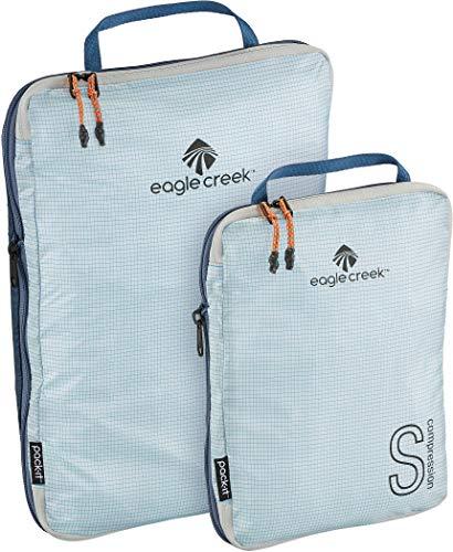 Eagle Creek Pack-It Specter Tech Compression Cube Set S/M Indigo Blue -
