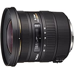 Sigma Objectif 10-20 mm FF3,5 EX DC HSM - Monture Canon