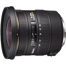 Sigma 10-20mm f/3.5 EX DC HSM - Objetivo para Canon (10-20mm, f/3.5, diámetro 82 mm), color negro