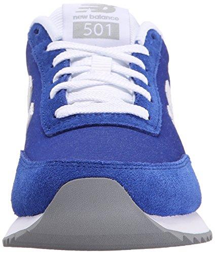 New Balance Women's WZ501V1 90's Traditional Running Shoe Royal/White