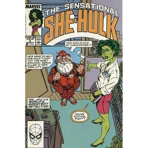 She-Hulk (Vol 2), The Sensational # 8 (Ref1802551071)