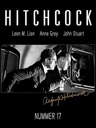 Hitchcock - Nummer 17 (Laufen Mädchen-halskette)