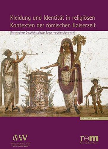 Kleidung und Identität in religiösen Kontexten der römischen - Römische Antike Kleidung