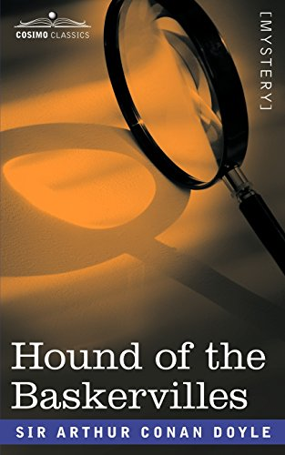 Hound of the Baskervilles Cover Image