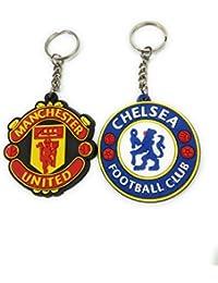 Football Club Keychains