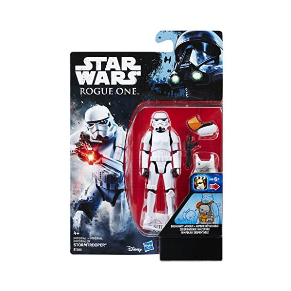 Star Wars - Figura Rogue One, 1 unidad, modelo aleatorio (14903) , Modelos/colores Surtidos, 1 Unidad 4