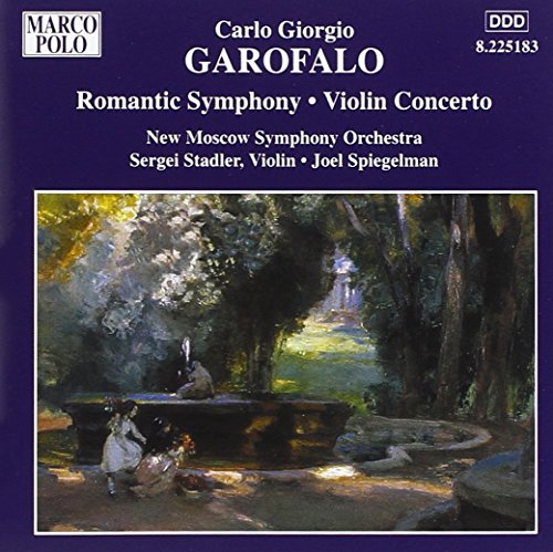 Violinkonzert und Romantische Sinfonie
