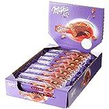 MONDELEZ Milka Barre Daim Pack de 24 45 g
