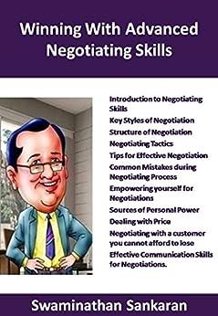 Winning With Advanced Negotiation Skills: Tips and Techniques (Asktenali Winning Series Book 107) by [Sankaran, Swaminathan]