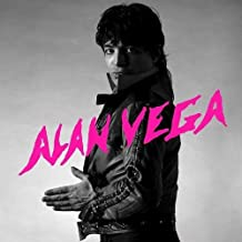Alan Vega (Ltd Orange Coloured 180g LP+MP3+Poster) [Vinyl LP]