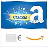 Cheque Regalo de Amazon.es – E-mail – Gracias en azul