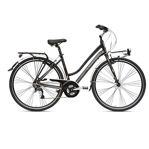 VERTEK BICICLETA PARA MUJER AMSTERDAM 28 7 VELOCITANEGRO NOCHE 44 CM (CITY)/BICYCLE WOMAN AMSTERDAM 28 7 SPEED (BLACK NIGHT CITY) 44 CM