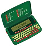 This Lexibook Dictionary will let you explore the ins and outs of Scrabbles most difficult, unusual and specific words. Based purely on the Collins dictionary, this dictionary is small and lightweight so its easy to carry around with you. An up-to-da...