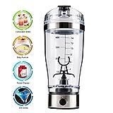 Elektrischer Protein Shaker Eiweißshaker Mixer Shaker Becher Flasche Kreative USB Elektro Mixer Becher Flasche Blender für Säfte Cocktails Kaffee Tee Eiweiss- und Diätpulver Rühren Mixer Cup