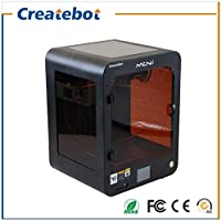 Createbot Mini 3D Printer by technologyoutlet (Single Extruder with Heated Bed)