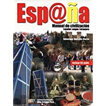 Espana, manual de civilizacion, Libro + CD (Spanish Edition) by Sebastian Quesada (2006-03-21)