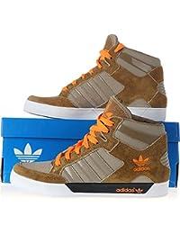 adidas Hardcourt Defender K Kinder Sneakers Schuhe Gr. 5 12