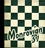 (Reprint) 1951 Yearbook: Monrovia High School, Monrovia, California
