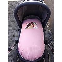 Kissenbezug für den Kinderwagen Ponny