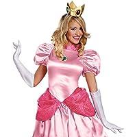 Kit de accesorios para disfraz de la princesa Peach de Super Mario