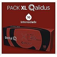 QALIDUS INTENSIDAD 10, PACK XL DE 40 CÁPSULAS, DELTA Q