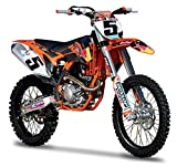 KTM 450 SX-F #5 Ryan Dungey 'Red Bull' 1/18 Motorcycle by Bburago 51072