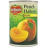 Del Monte Peach moitiés dans Juice (415g) - Paquet de 6