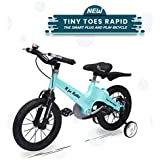 R for Rabbit Rapid Bicycle for Kids - Smart Kids Cycle with Plug and Play for Kids (14T - 3 to 5 Years) (16T - 5 to 7 Years)
