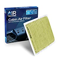 ‏‪AirTechnik CF10547 Replacement for Ford Edge/Lincoln MKX/Mazda CX-9 - Premium Anti-Bacterial PM2.5 Cabin Air Filter‬‏