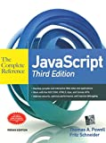 About the Book: JavaScript The Complete Reference JavaScript: The Complete Reference, Third Edition is thedefinitive JavaScript resource. This third edition is completelyrevised to cover the newest changes to JavaScript up to version1.9, the latest b...