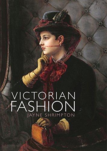 Victorian Fashion (Shire Library) por Jayne Shrimpton