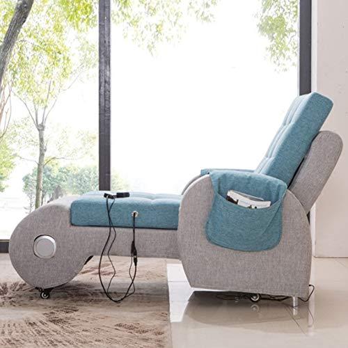 HYYQG SillóN Sofá Cama Individual,Sala De Estar Lazy Couch Respaldo Alto Silla...