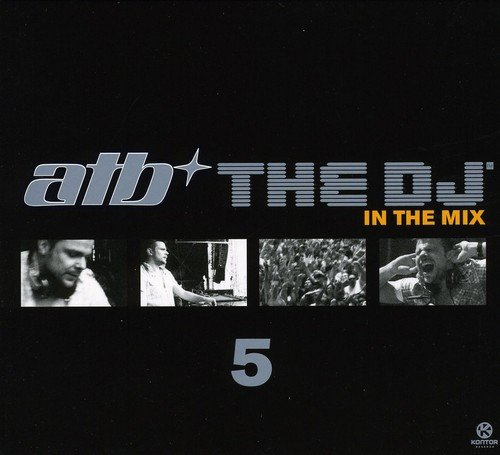 ATB - The DJ 5 - In The Mix [3CD Box-Set] (Dj-in The Mix Atb)