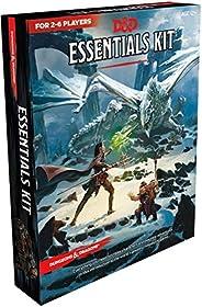 Dungeons & Dragons Essentials Kit (D&D Bo
