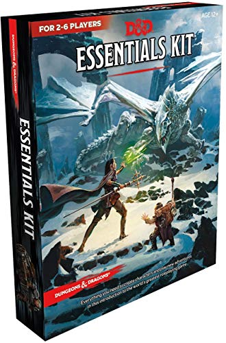 Dungeons Dragons Essentials Kit