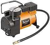 Defort DCC-255 - Compresor automático con motor de alto rendimiento (12 V)