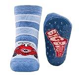 Ewers Baby- und Kindersocken Gr. 18-30 (Mehrere Farben) - (1 Paar) Socken mit Antirutschsohle für Mädchen und Jungen