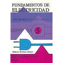 Fundamentos de electricidad / Fundamentals of Electricity: 5