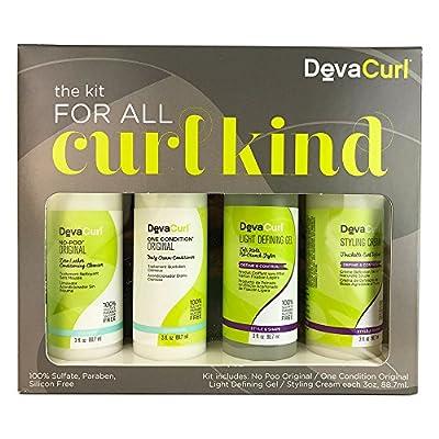 DevaCurl Kit For All