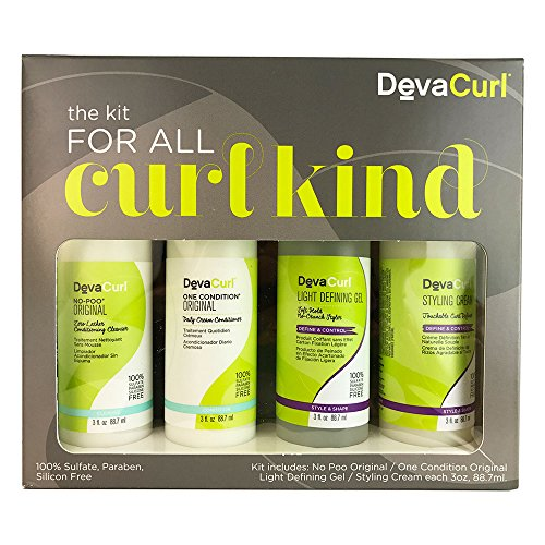 DevaCurl Kit For All Curlkind by DevaCurl -