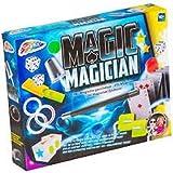 COFFRET BOITE MAGICIEN 140 TOURS DE MAGIE JEU JOUET ENFANT MAGIQUE