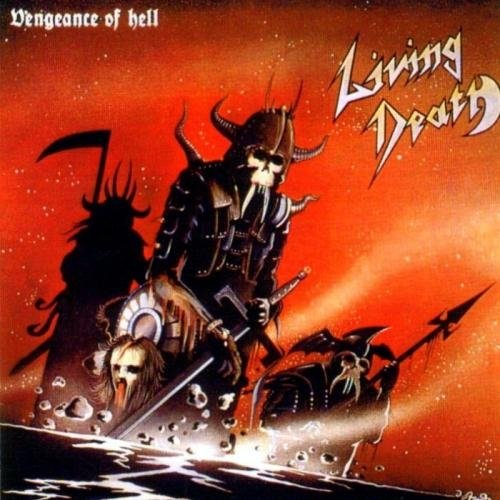 Living Death: Vengeance of Hell (Audio CD)