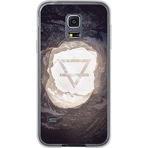 PhoneNatic Apple iPhone 5 / 5s / SE Custodia in Silicone estate M5 Case iPhone 5 / 5s / SE + pellicola protettiva Design:02