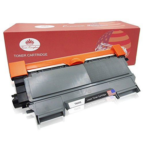 Toner Kingdom 1er Pack Kompatibel Brother TN-2220 TN 2220 TN-2010 Toner für...