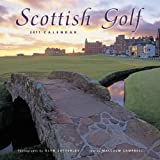 Scottish Golf 2011 Calendar