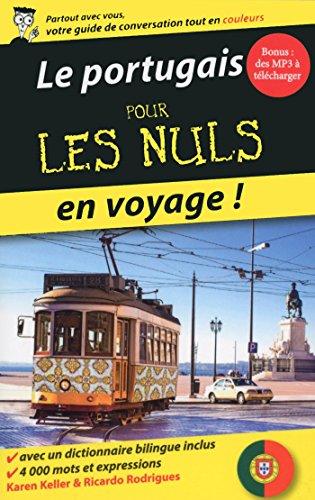 Le portugais pour les Nuls en voyage (CONVERSATION) par Collectif