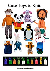 Cute toys to knit