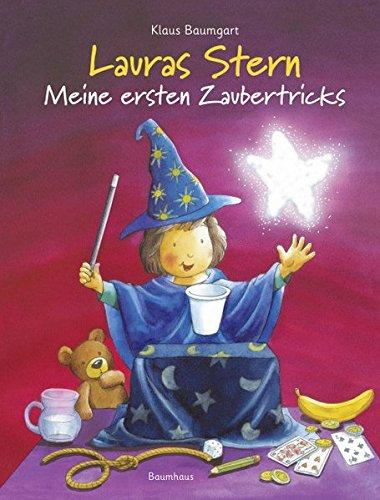 Lauras Stern - Meine ersten Zaubertricks (Lauras Stern - Bilderbücher)